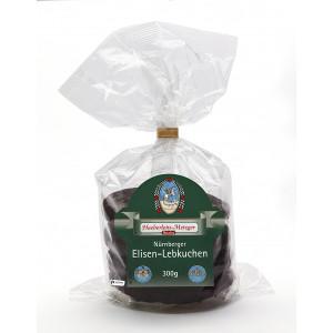Haeberlein-Metzger Nürnberger Elisen-Lebkuchen mit Schokolade 300g