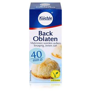 Küchle Back Oblaten - 40mm