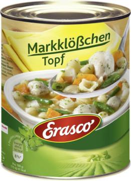 Erasco Markklösschen Topf 800g