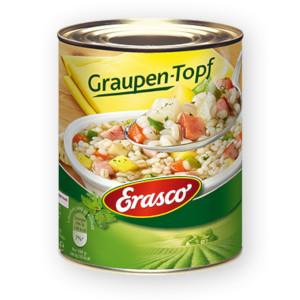 Erasco Graupen-Topf 800g