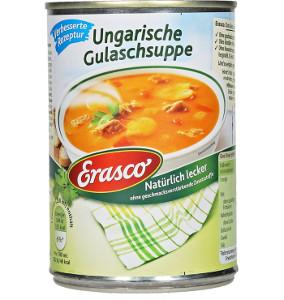 Erasco Ungarische Gulaschsuppe 390ml