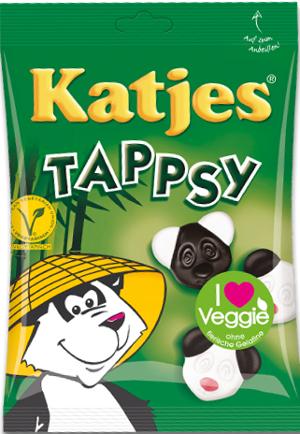 Katjes Tappsy Lakritz vegetarisch 200g