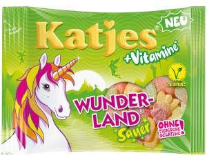 Katjes Wunderland+Vitamine Sauer 175g