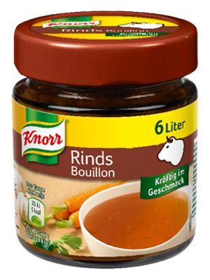 Knorr Rinds Bouillon 6 Liter