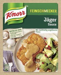 Knorr Feinschmecker Jäger Sauce 32g für 250ml