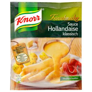Knorr Feinschmecker Sauce Hollandaise Klassisch 35g für 250ml