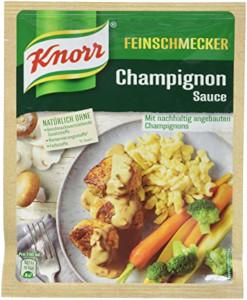 Knorr Sauce : Champignon Sauce