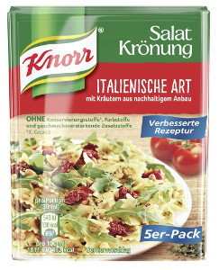 Knorr Salat Krönung Italienische Art