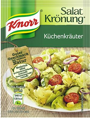 Knorr Salat Krönung Küchenkräuter