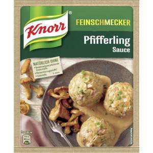 Knorr Feinschmecker Pfifferling Sauce 40g für 250ml