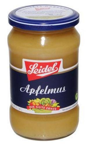 Seidel Apfelmus 355g