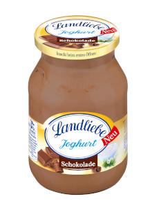 Landliebe Fruchtjoghurt Schokolade 500g
