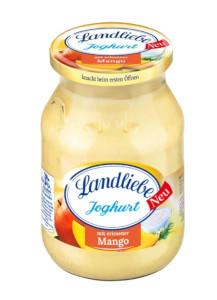 Landliebe Fruchtjoghurt Mango 500g
