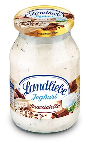 Landliebe Joghurt Stracciatella 500g