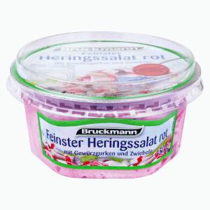Bruckmann Feinster Roter Heringssalat 150g