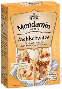 Mondamin Mehlschwitze für helle Saucen 250g
