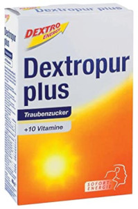 Dextropur Plus 10 Vitamine Traubenzucker 400g