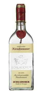 Schladerer Kirschwasser Alk. 42% vol 700ml