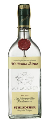 Schladerer William's Birne (0,70l)