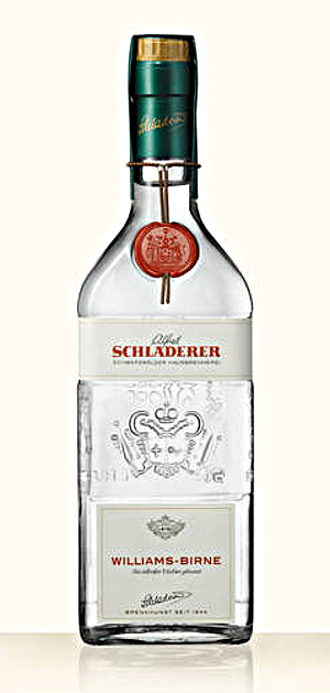 Schladerer Miniatur Williams-Birne (30ml)