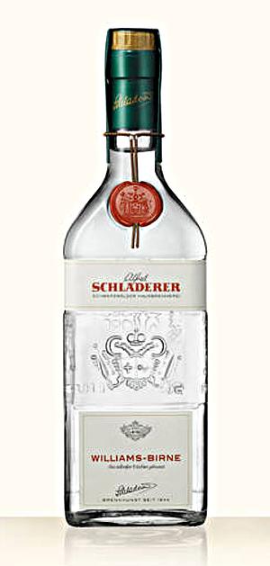 Schladerer Miniatur Williams-Birne Alk. 42% vol 30ml
