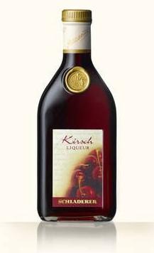 Schladerer Kirsch Liqueur Alk. 28% vol 500ml