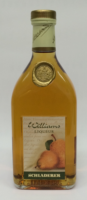 Schladerer Williams Liqueur 28% - 50cl