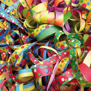 Susy Card Softige Tissue Servietten Party Time 20 stück 33 x 33cm