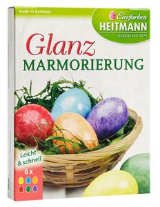 Heitmann Glanz Marmorierung