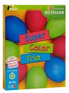 Heitmann Super Color Trio Eierfarben