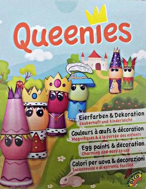 Heitmann Queenies Eierfarben & Dekoration
