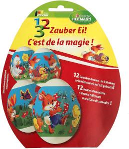 Brauns Heitmann Dekorbanderolen für Ostereier 12 Stück