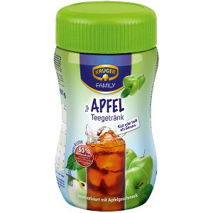 Krüger Teegetränk Typ Apfel (Aromatisiert mit Apfelgeschmack) 400g