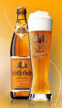Schöfferhofer Weissbier Naturtrüb Alk. 5,0% vol 50cl