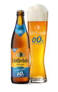 Schöfferhofer Weizen 0,0% Alkoholfrei 50cl