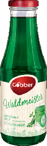 Göbber Waldmeister Getränke Sirup 500ml