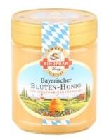 Bihophar Bayerischer Blüten Honig 500g