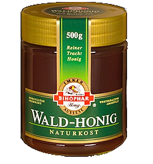 Bihophar Wald-Honig 500g