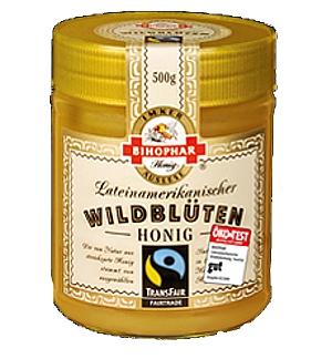 Bihophar Wildblüten Honig 500g