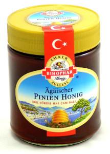 Bihophar Ägäischer Pinien Honig  (500g)