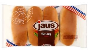 Jaus Hot-Dog 250g für 4 buns