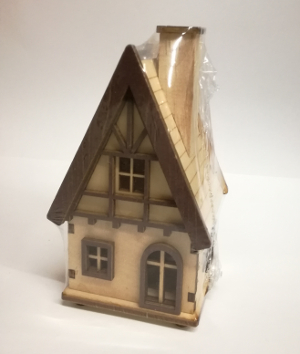Mel-O-Design Räucherholzhaus, klein
