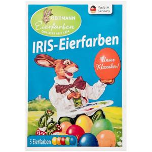 Heitmann Ostern Iris-Eierfarben (5 Eierfarben)