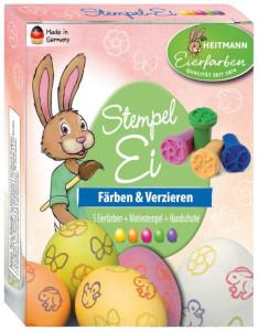 Heitmann Eierfarben Stemple Ei Färben & Verzieren