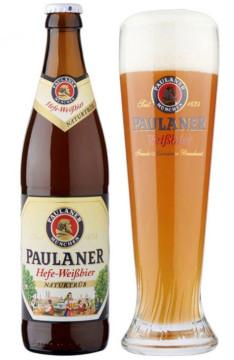 Paulaner Hefe-Weissbier Naturtrüb - 50cl