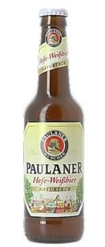 Paulaner Hefe Weissbier Naturtrüb Alk. 5,5% vol 33cl