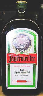 Jägermeister 35% vol - 1 Liter