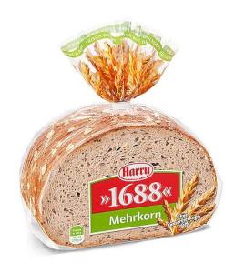 Harry Mehrkorn Brot 500g für 9 Scheiben
