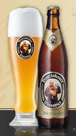 Franziskaner Weissbier 0.50l
