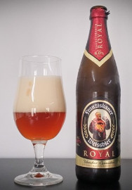 Franziskaner Weissbier Royal 6% Alk - 50cl